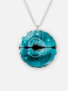 Voice recognition Necklace
