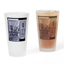 Video recorder, simulated X-ray Drinking Glass