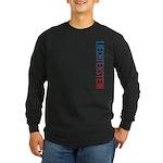 Liechtenstein Long Sleeve Dark T-Shirt