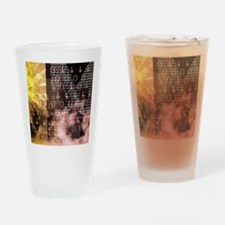 Genetic code Drinking Glass