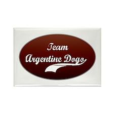 Team Dogo Rectangle Magnet (100 pack)