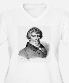 Georges Cuvier, F T-Shirt
