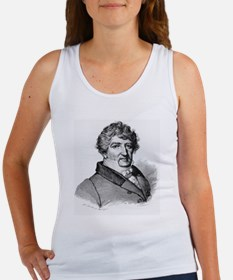 Georges Cuvier, French zoologist Women's Tank Top