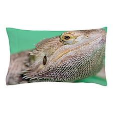Bearded dragon Pillow Case