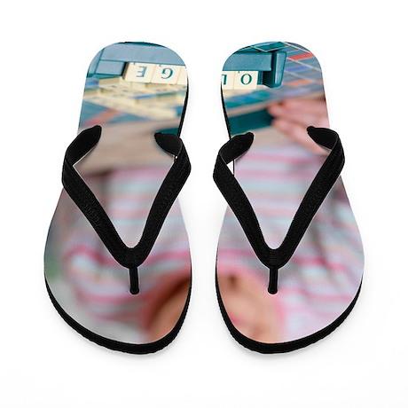Geriatric care Flip Flops
