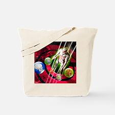 Virtual reality surgery Tote Bag