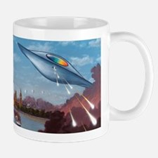 War of the Worlds, artwork Mug