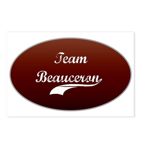 Team Beauceron Postcards (Package of 8)