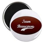 Team Beauceron Magnet
