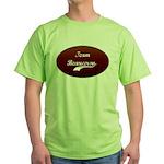Team Beauceron Green T-Shirt