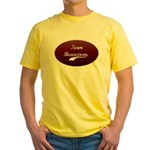 Team Beauceron Yellow T-Shirt