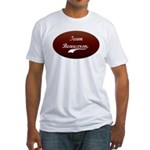 Team Beauceron Fitted T-Shirt