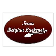 Team Laekenois Postcards (Package of 8)