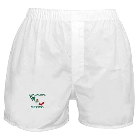 Guadalupe, Mexico Boxer Shorts