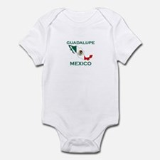 Guadalupe, Mexico Infant Bodysuit