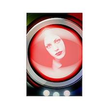 Virtual human Rectangle Magnet