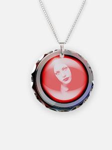 Virtual human Necklace