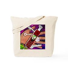 WAP mobile telephone Tote Bag