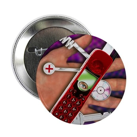 "WAP mobile telephone 2.25"" Button"
