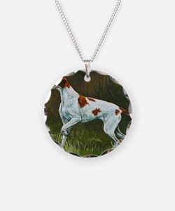 English Pointer Necklace