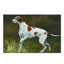 English Pointer Postcards (Package of 8)
