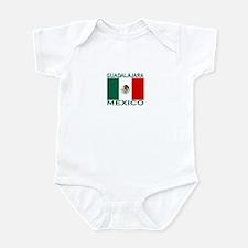 Guadalajara, Mexico Infant Bodysuit