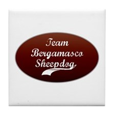 Team Bergamasco Tile Coaster