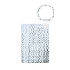 Genetic research Aluminum Photo Keychain