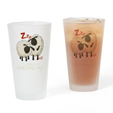 Matt  Layla Zzz Board on dark Drinking Glass