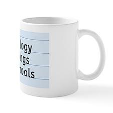 Biology Belongs in Schools Mug