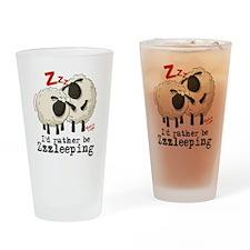Matt  Layla Zzz Board Drinking Glass