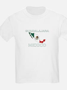 Guadalajara, Mexico Kids T-Shirt