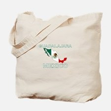 Guadalajara, Mexico Tote Bag