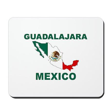 Guadalajara, Mexico Mousepad