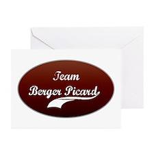 Team Berger Greeting Cards (Pk of 10)