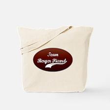 Team Berger Tote Bag