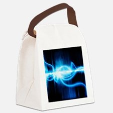 Voice recognition Canvas Lunch Bag