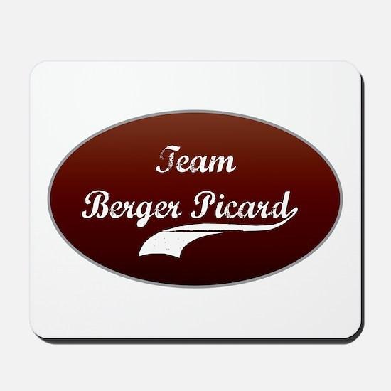Team Berger Mousepad