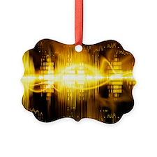 Voice recognition Ornament