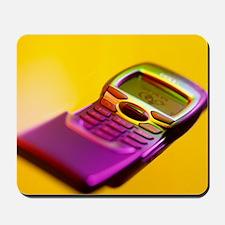 WAP mobile telephone Mousepad