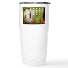 Ginkgo in medicine Travel Mug