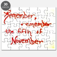 Remember, Remember Puzzle