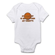 Bracket Daddy Infant Bodysuit
