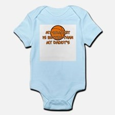 Bracket Daddy Onesie
