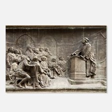 Giordano Bruno teaching Postcards (Package of 8)