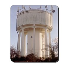 Water tower Mousepad