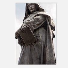 Giordano Bruno, Italian p Postcards (Package of 8)