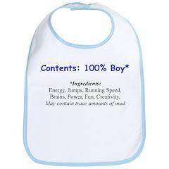 Bib - 100 boy