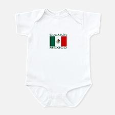 Culiacan, Mexico Infant Bodysuit