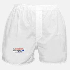 Cute Patriotic baby Boxer Shorts